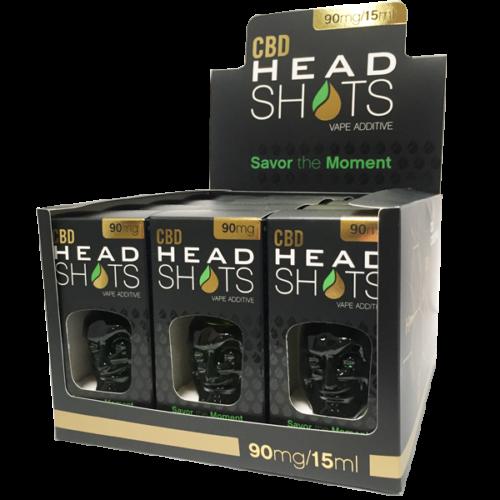 15ML/90MG CBD Head Shots (12 Pack) | CBD Head Shots Vape | best oil additive