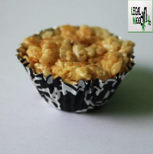 Cannabis Chocolate Crispy Bites - Misty Canna Shop - Order Cannabis