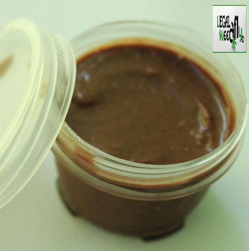 Chocolate Peanut Butter Spread | Cannabis Chocolate Butter Spread