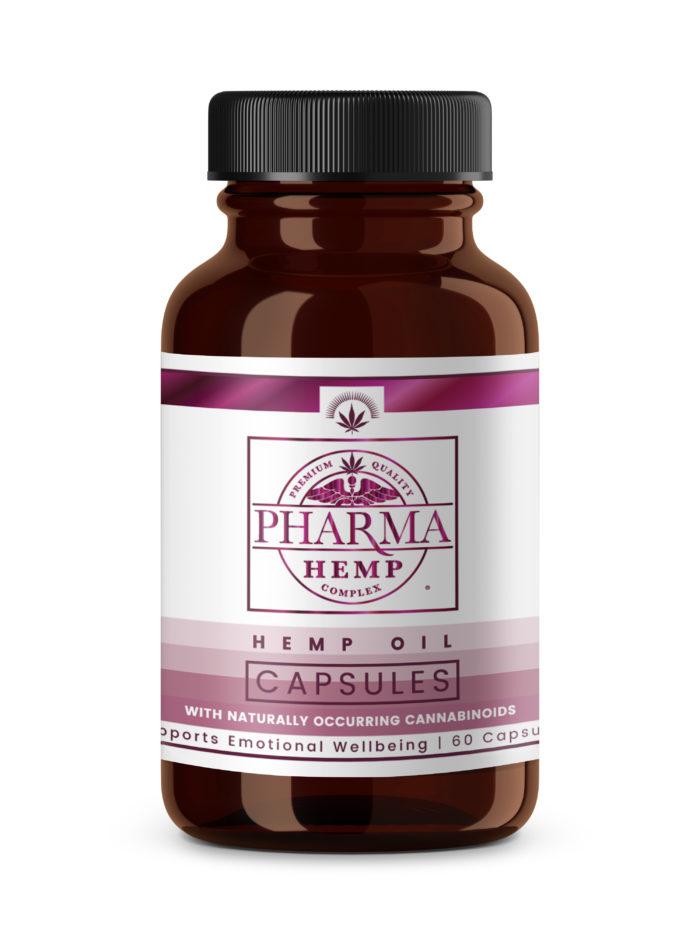 pharma-hemp-cbd-medical-supplement-capsules | Pharma Hemp CBD Capsules -Misty Canna Shop | Buy CBD Capsules